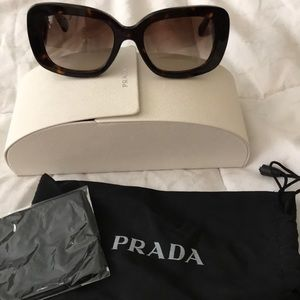 Authentic Prada Baroque sunglasses